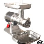 Omcan (FMA) Model FTS-22, #22 Meat Grinder – 1.5 HP