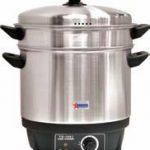 Omcan (FMA) Food Steamer/Boiler, 17 qt. capacity, 2.1 kw, ETL & cETL