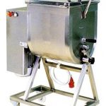 Omcan (FMA) 110 Lb Capacity 1.5 HP Heavy Duty Meat Mixer – Model MX50