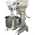 Omcan (FMA) 'General Purpose Mixer, 10 qt. capacity, 3 speed gear driven, .67 HP, CE, ETL
