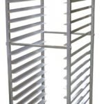 Omcan (FMA) 20-Pan Knock Down Pan Rack, 3″ Spacing – Stainless Steel