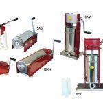 Omcan (FMA) 'Deluxe Sausage Stuffer, manual, vertical, 30 lbs./15 kg capacity