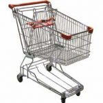 Omcan (FMA) 'Shopping Cart, 110 lb. capacity (4 cu. ft.)