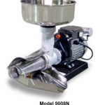 Omcan (FMA) 'Tomato Squeezer, electric, 18/10 stainless steel filter cone, 1/3 hp