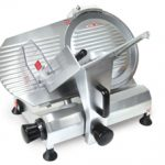 Omcan (FMA) 'Meat Slicer, manual, gravity feed, 12″ dia. knife, 250 W, .33 HP, ETL & cETL, CE
