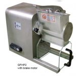 Omcan (FMA) 'Cheese Grater, electric, designed to grate hard cheese, 2 HP