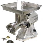 Omcan (FMA) Model FA22, #22 Meat Grinder – 1.5 HP