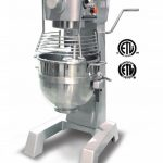 Omcan (FMA) 'General Purpose Mixer, 30 qt. capacity, 3 speed gear driven, 2 HP, CE, ETL and ETL Sanitation