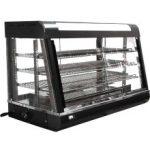 Omcan (FMA) 'Display Warmer, (3) tier, 35.5″ x 18.75″ x 23.5″, 110V/60/1