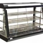 Omcan (FMA) 'Display Warmer, (3) tier, 47″ x 19″ x 32″, 110V/60/1