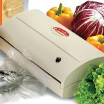 Omcan (FMA) 'Vacuum Packing Machine, continuous duty, 12-3/4″ seal bar, 250 watts, CE