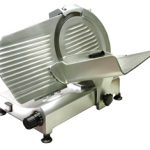 Omcan (FMA) 'Meat Slicer, manual, gravity feed, 12″ dia. carbon steel blade, 1/3 hp