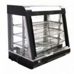 Omcan (FMA) 'Display Warmer, (3) tier, 27″ x 17″ x 25″, adjustable trays, 110V/60/1