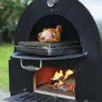 Omcan (FMA) 'Wood Burning Oven Stand, for GXB