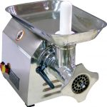 Omcan (FMA) Model BSM12, #12 Stainless Steel Meat Grinder – 1 HP