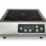 Omcan (FMA) 'Induction Cooker, countertop, single burner, LED digital display, 1800W, CE, ETL