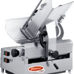 Fleetwood 12″ Automatic Stainless Steel Slicer – 1/2 HP