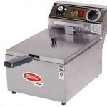 Fleetwood One Basket Single Well Electric Fryer 110/60/1