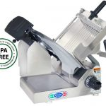 Globe Professional 13″ Frozen Meat, Manual Slicer Made in the USA