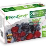 FoodSaver 28 Bags – Pint Size – 6 in. x 9 in