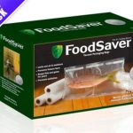 FoodSaver Six-Pack 11″ Wide Rolls 11″ x 16′ each Roll