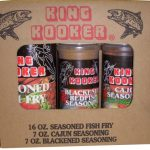 King Kooker Fish Pack Seasoning Pack
