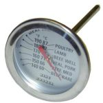 King Kooker Meat Thermometer with 5″ Probe