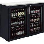 Krowne Metal 48″ Remote Back Bar Cooler BR48L-GSB