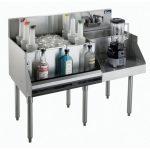 Krowne Metal Royal 1800 Series 48″ Ice Bin KR18-W48L-10