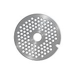 8 Stainless Grinder Plate – 3/16″
