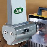 Jerky Slicer and Tenderizer Attachment for LEM Meat Grinders