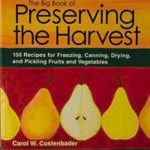 Book: The Big Book of Preserving the Harvest