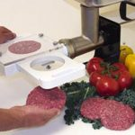 Auto Patty Maker – Meat Grinder Attachment