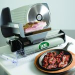 LEM Meat Slicer with 7 1/2″ Blade