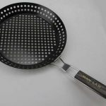 Man Law BBQ Skillet Basket