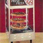 NEMCO Rotating Pizza Display