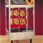 NEMCO Pretzel Warmer (Revolving)