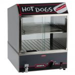 NEMCO Hot Dog Steamer, No Low Water Level Indicator Light