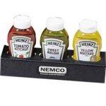 NEMCO Sauce Organizer, 3 Bottle