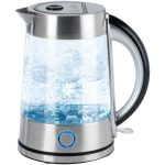 Nesco 1.7 L Glass Water Kettle