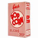 Paragon Classic Popcorn Box-Large (3E: 1.25 oz)