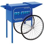 Paragon Small Blue Sno Cone Cart