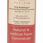 Motla Sno Cone Syrup Concentrate – Pink Bubblegum (pint)