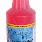 Motla Sno Cone Syrup – Pink Bubblegum (quart)
