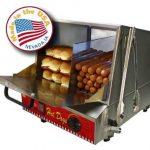 Paragon Classic Dog Hot Dog Steamer