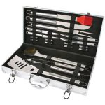 Chefs Basics Select Hw5305 18 Pc Stainless Steel Bbq Set