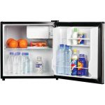 Magic Chef Mcbr170bmd 1.7 Cubic-ft Refrigerator (black)