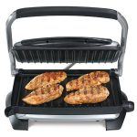 Proctor Silex Indoor Grill with Panini Press