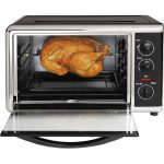 Hamilton Beach Countertop Oven w/Convection & Rotisserie