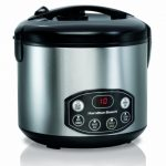 Hamilton Beach Digital Simplicity™ Rice Cooker and Steamer